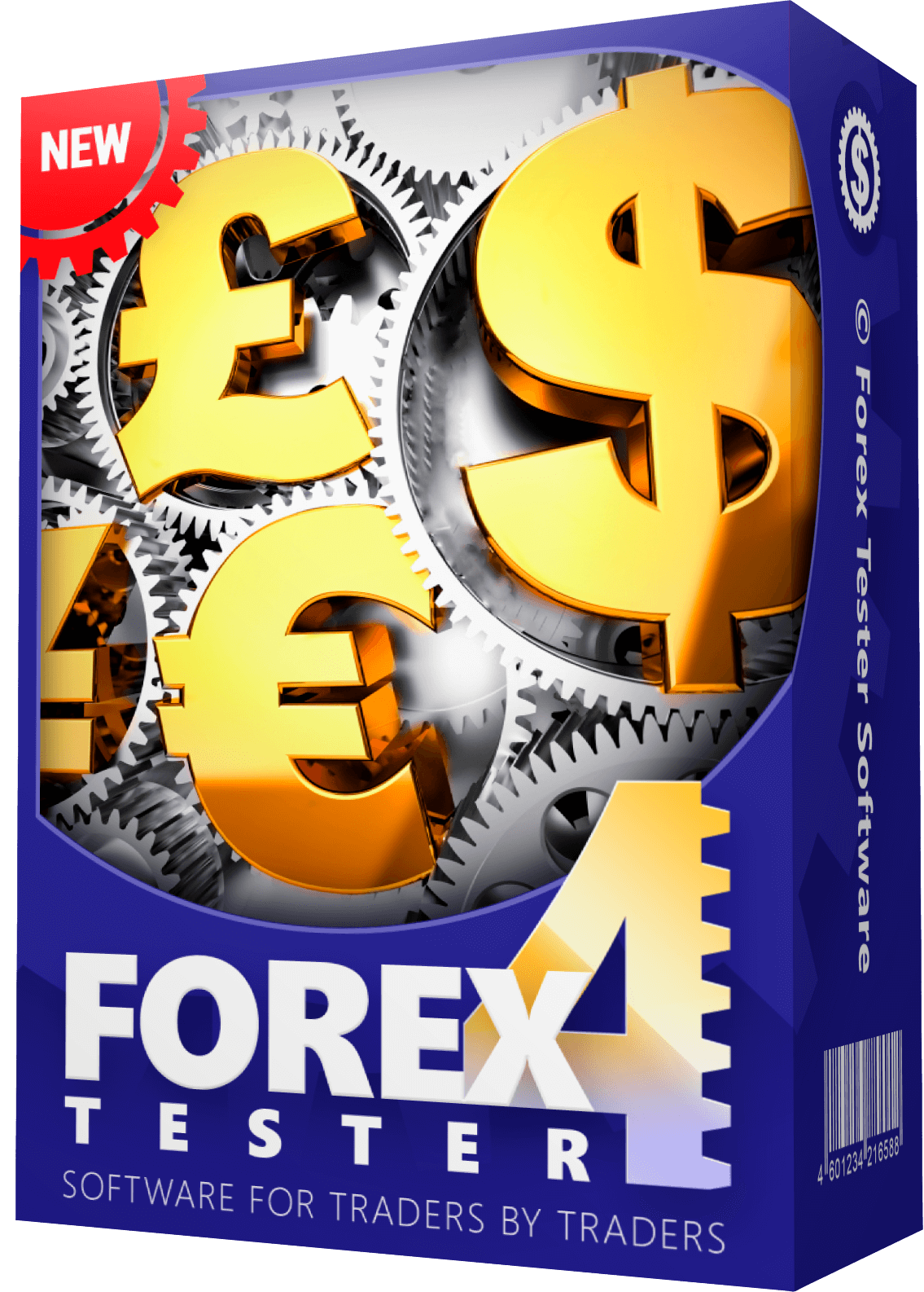 Forex Tester 3: leading backtesting software #1